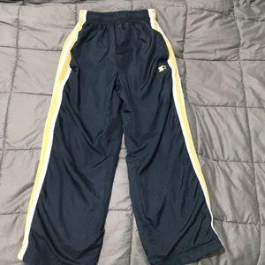 Starter athletic pants